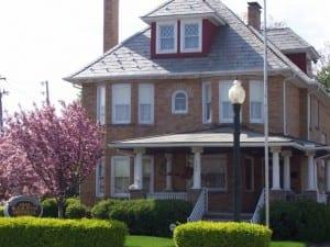 Moore House Museum, Lorain, Ohio