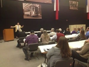Region 7 meeting session: How to Mount a Great Exhibit