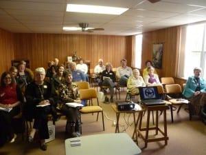 Region 5 meeting attendees