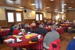 Region 1 meeting, April 5, 2014, in Toledo