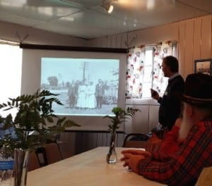 A Whitehall Historical Society presentation explained the  community's rise in the post-World War II decades.