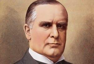 Portrait of McKinley